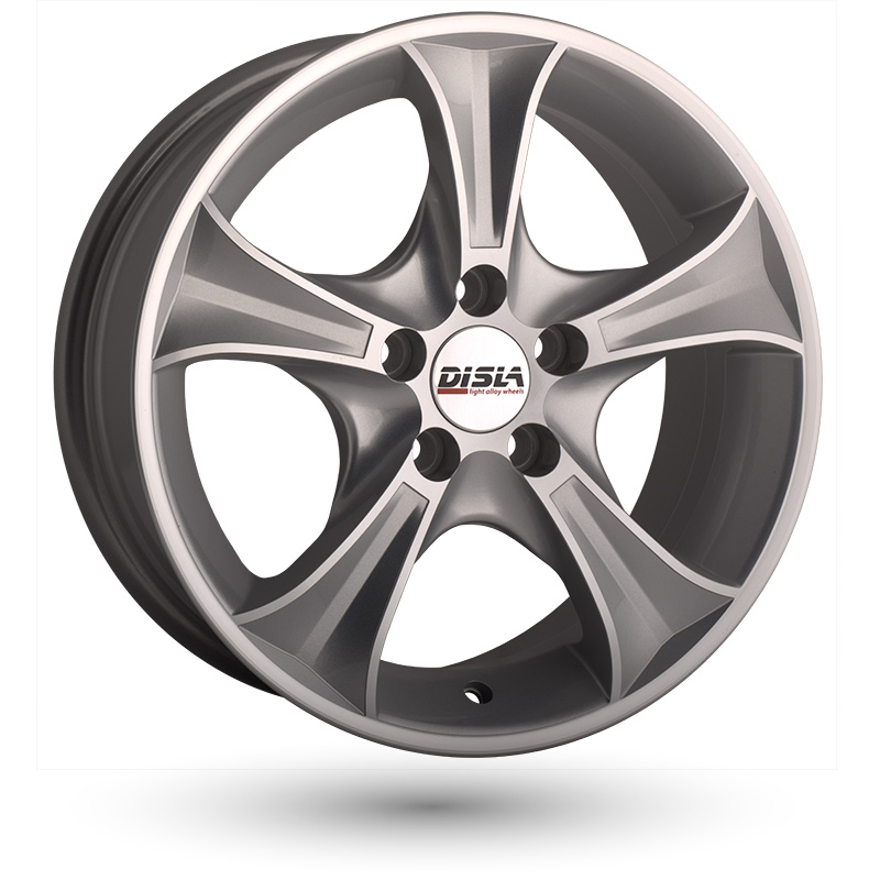 DISLA Luxury 5.5x13/4x098 D67.1 ET30 SD