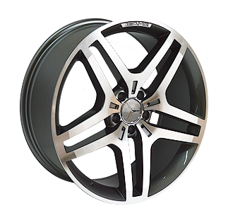 Replica MR995 9x20/5x112 D66.6 ET46 GMF