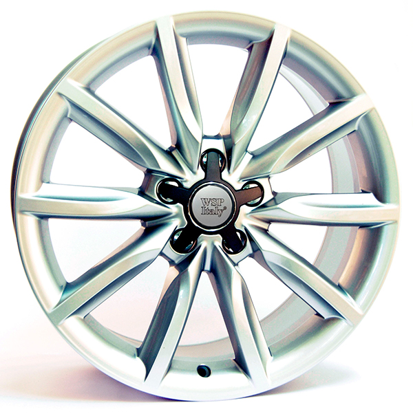 WSP Italy Allroad CANYON W550 7.5x17/5X112 D66.6 ET28 SILVER