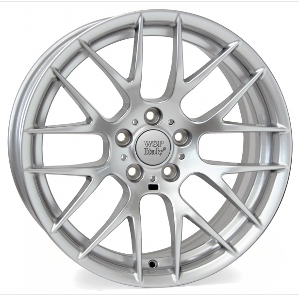 WSP Italy BASEL M W675 8x18/5X120 D72.6 ET34 SILVER