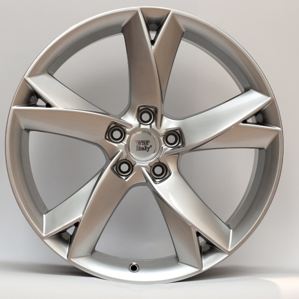WSP Italy S5 Potenza W558 7.5x16/5x112 D57.1 ET35 Silver
