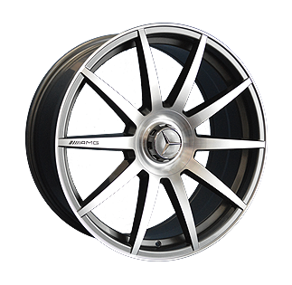 Replica MR178 8.5x20/5x112 D66.6 ET30 GMF