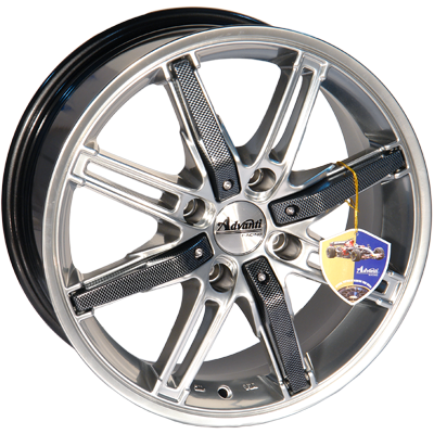 Advanti SG91 7x16/4x114.3 D73.1 ET40 TM(Carbon)