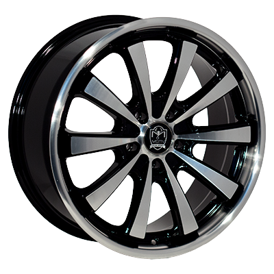 Zorat Wheels ZF-407MB