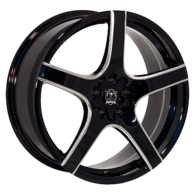 Zorat Wheels ZF-410BM