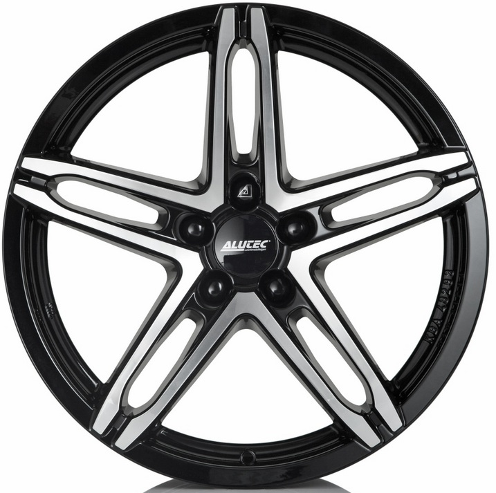 Alutec Poison 7x16/5x112 D57.1 ET48 diamond-black front polished