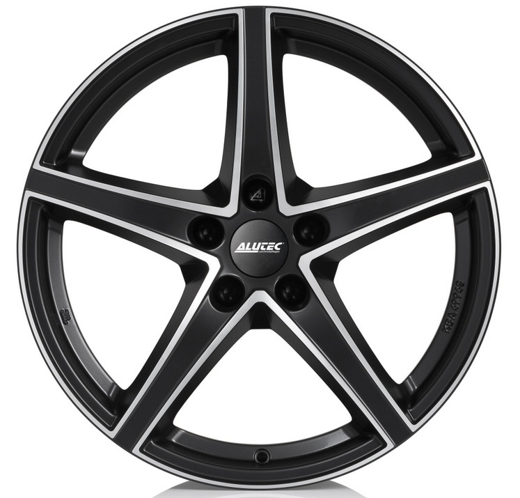 Alutec Raptr 8x18/5x108 D70.1 ET45 racing-black front polished