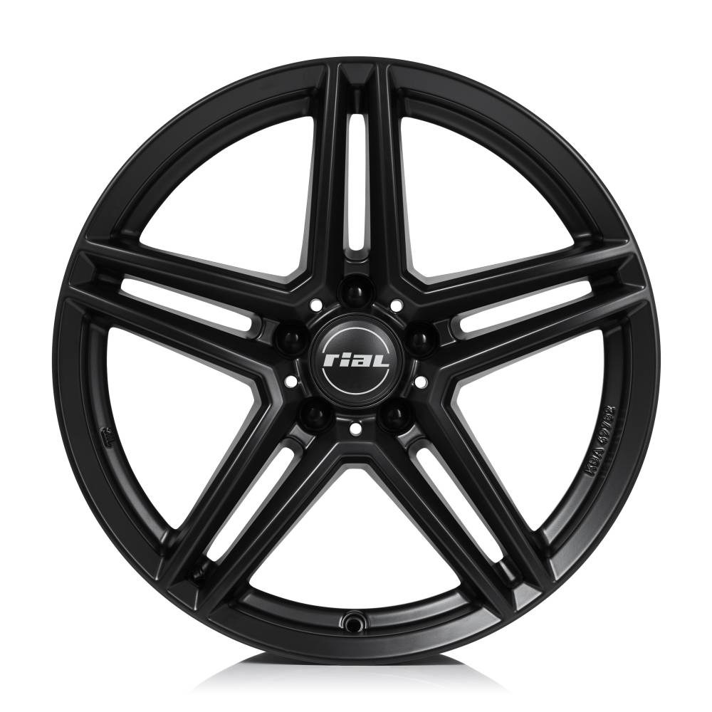 Rial M10 7.5x17/5x112 D66.5 ET40 racing-black