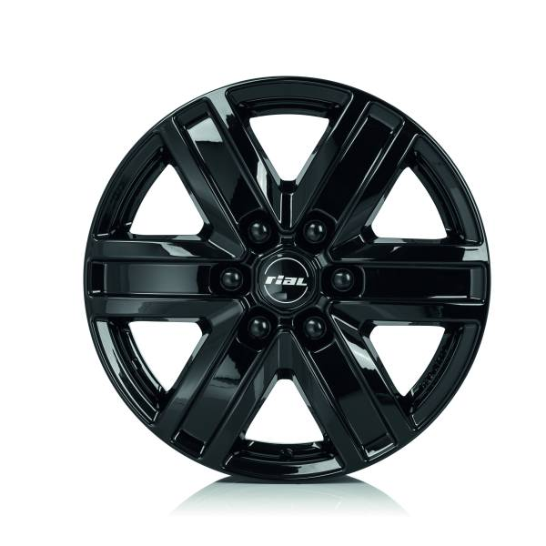 Rial Transporter 7x17/6x130 D84.1 ET57 diamond-black