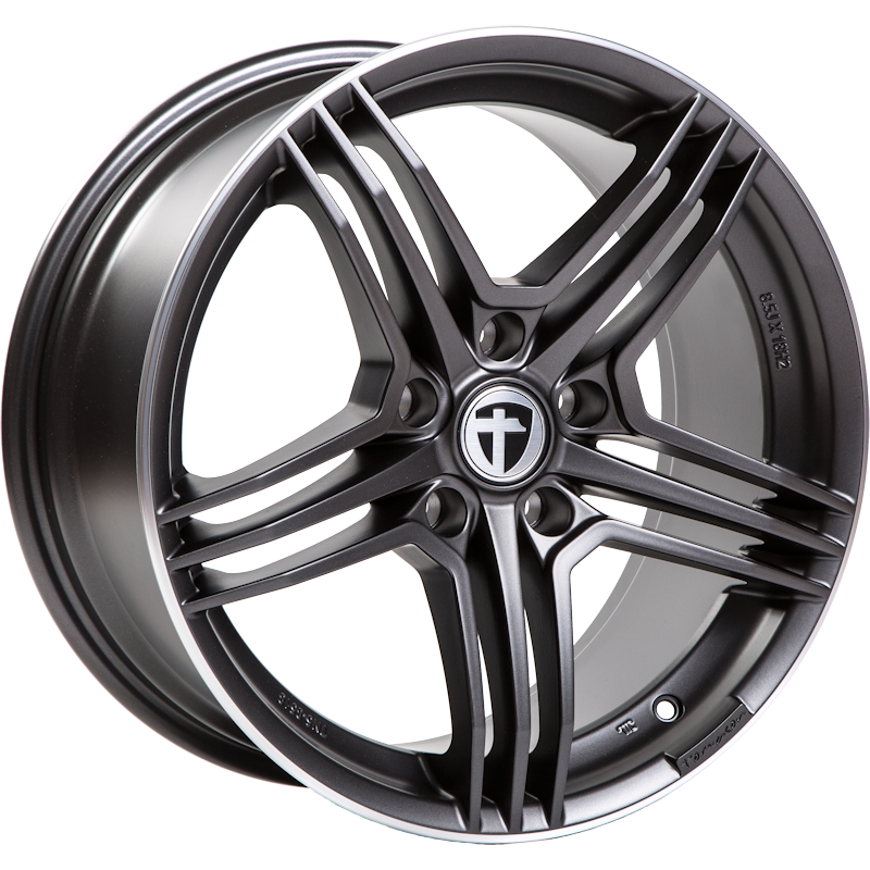 Tomason TN5 8.5x18/5x108 D72.6 ET40 Dark GM