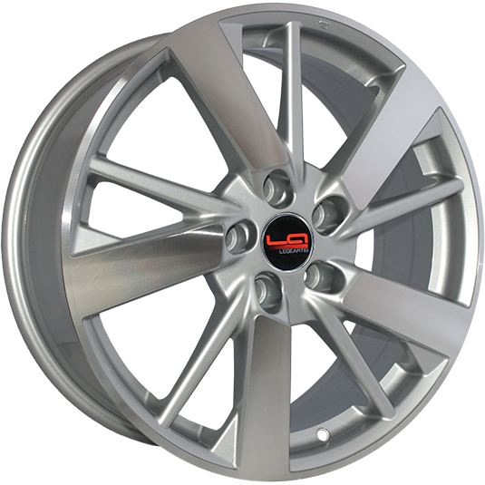 Replica LegeArtis NS139 7.5x18/5x114.3 D66.1 ET50 SF