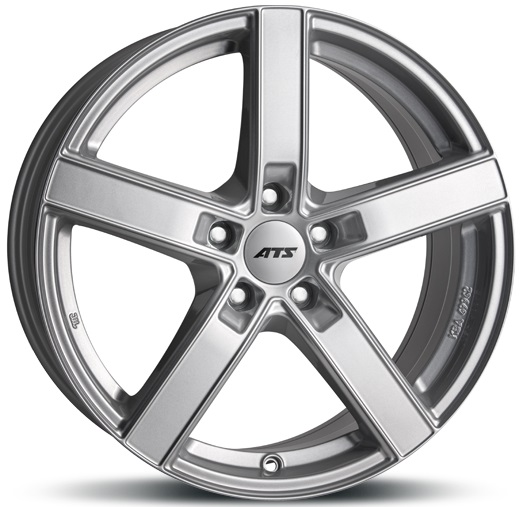 ATS Emotion 7x16/5x112 D57.1 ET48 polar silver