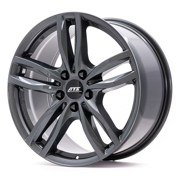 ATS Evolution 7.5x17/5x112 D66.6 ET27 dark grey