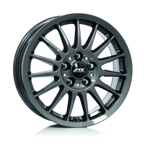 ATS Streetrally 6.5x16/5x114.3 D72.5 ET45 dark grey