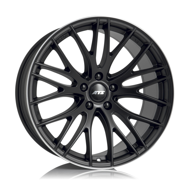 ATS Perfektion 9.5x19/5x112 D70.1 ET35 racing-black lip polished