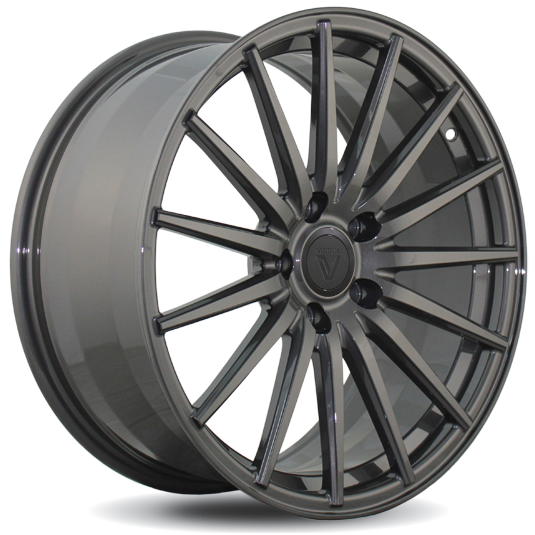 Vissol Forged F-002 8.5x19/5x120 D64.1 ET40 GLOSS-GRAPHITE
