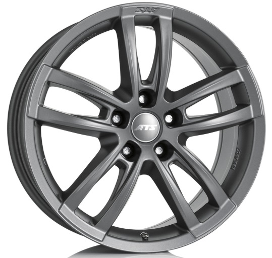 ATS Radial 8.5x18/5x127 D71.6 ET40 racing-grey
