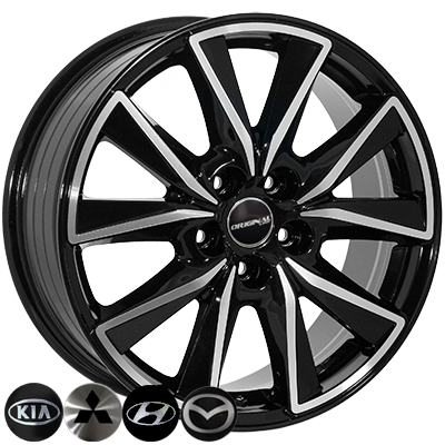 ZF FE173 7x17/5x114.3 D67.1 ET50 BMF
