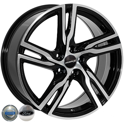 ZF FE161 8x18/5x108 D63.4 ET49 BMF