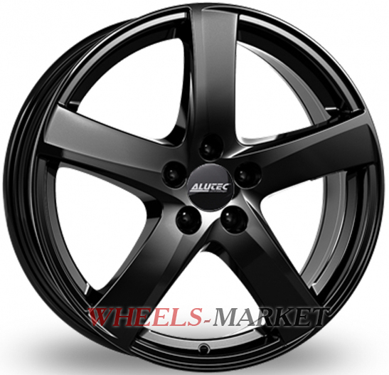 Alutec Freeze 7.5x18/5x108 D63.4 ET55 diamond-black