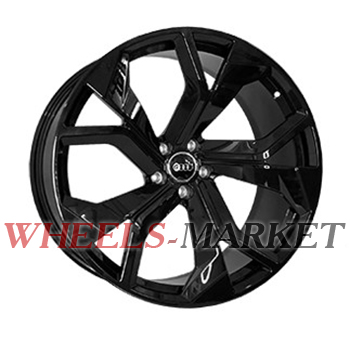 Replica Forged A1200 10x22/5x112 D66.5 ET18 BK_FORGED