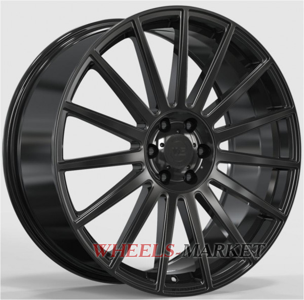 WS Forged WS2128 8.5x20/6x114.3 D66.1 ET35 MATTE_BLACK_FORGED