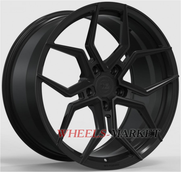 WS Forged WS2109 10x20/5x127 D71.5 ET50 MATTE_BLACK_FORGED