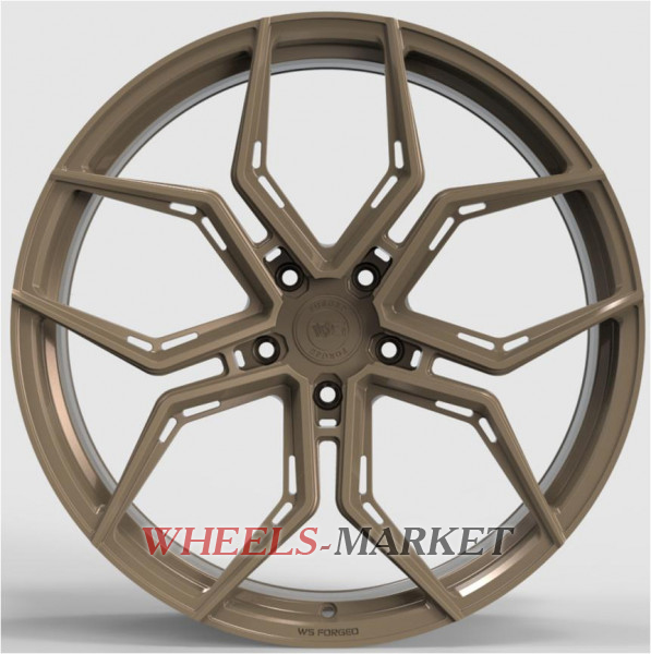 WS Forged WS2108 11x22/5x127 D71.5 ET40 TEXTURED_BRONZE_FORGED