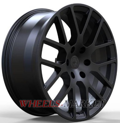 WS Forged WS1282 9x20/6x135 D87.1 ET34 SATIN_BLACK_FORGED