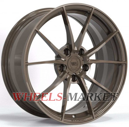 WS Forged WS2168 8x18/5x120 D72.6 ET34 TEXTURED_BRONZE_FORGED