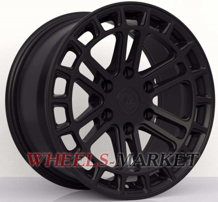 WS Forged WS2150 8.5x17/6x135 D87.1 ET34 SATIN_BLACK_FORGED