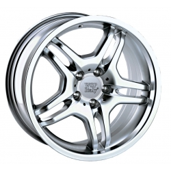 WSP Italy AMG E55 W726 9.5x18/5X112 D66.6 ET33 Silver
